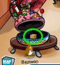 Club Penguin Halloween Candy - CoffeeShop
