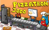 Club Penguin Pizza Tron 3000