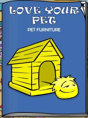 Yellow PuffleCatalog