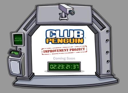 Club Penguin ImprovementProject