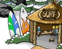 Club Penguin Surf Shack