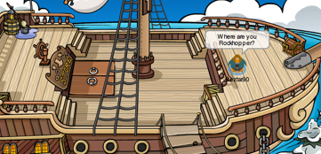 Where is Rockhopper?