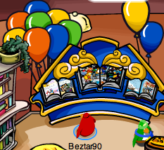 Club Penguin Yearbook 07-08
