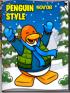 Club Penguin November Clothing Catalog