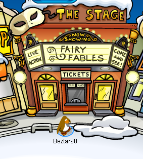 Club Penguin Fairy Fables