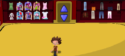 Dizzywood Mansion Closets