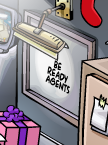 Club Penguin Be Ready Agents