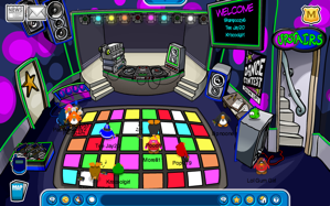 Club Penguin Dance Party