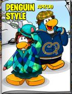 Club Penguin Clothing Catalog April 2009