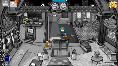 Club Penguin Ruby and the Ruby play
